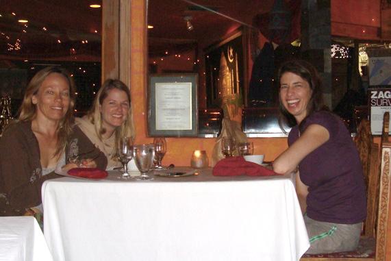 Melissa's dinner