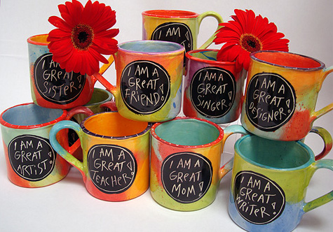 The greatest mugs