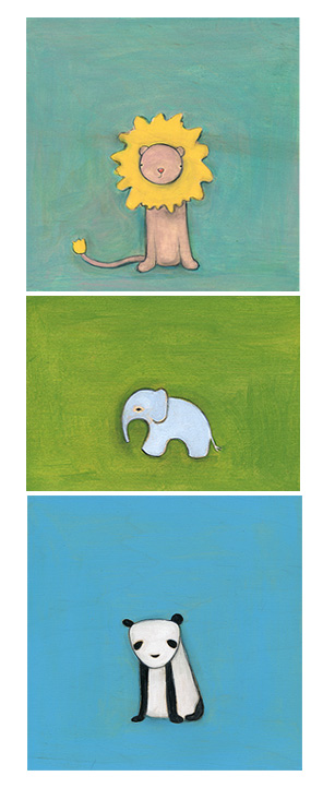 3 animals
