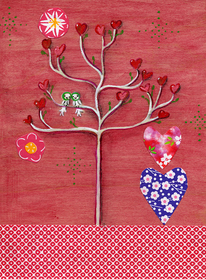 love birds in a love tree.jpg