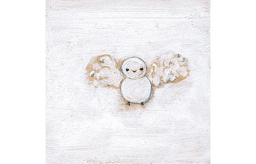 Bird angel