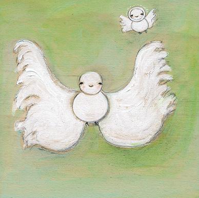 Bird angels