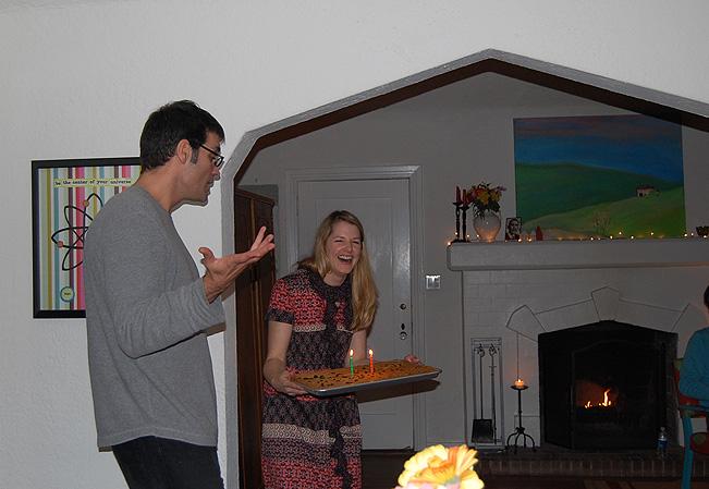 Sean's 2 candles
