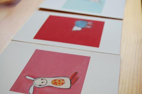 Mini prints