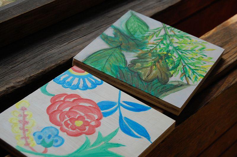 Cheryl's paintings
