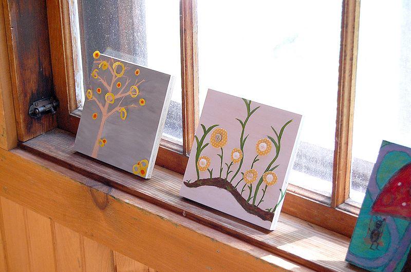 Ali's paintings