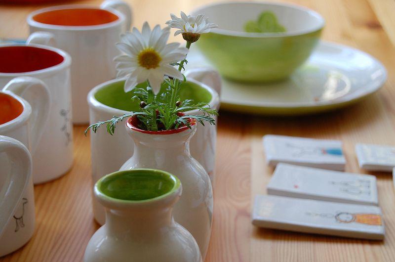 June ceramics
