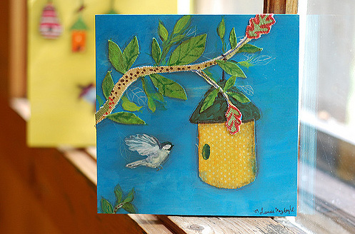 Laurie's painting 1
