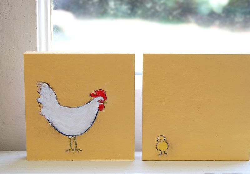 Chicken or chick 2