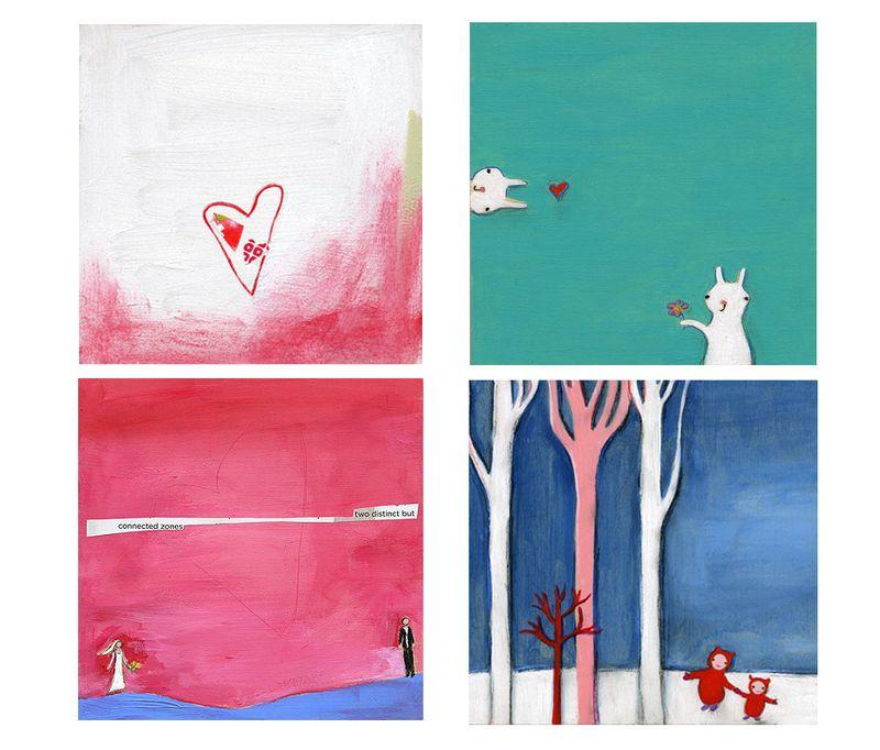 Love book groupings 3