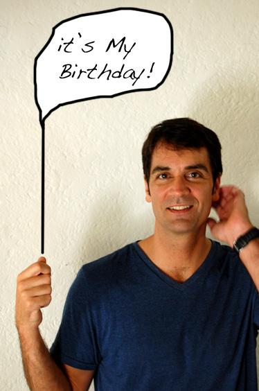 Sean's birthday