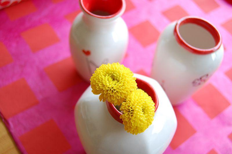 Vases together
