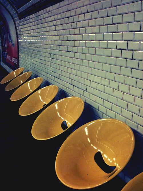 Yellow metro