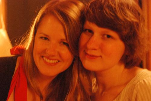 Marisa & lizzy