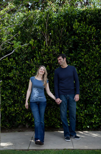 Sean and marisa by miha