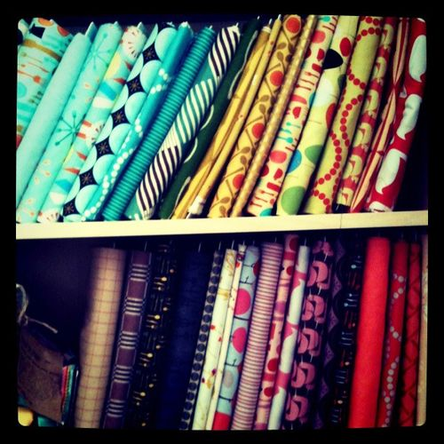 Lizzy fabric