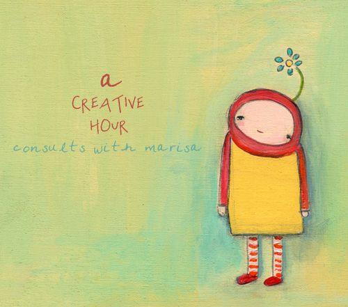 A creative hour