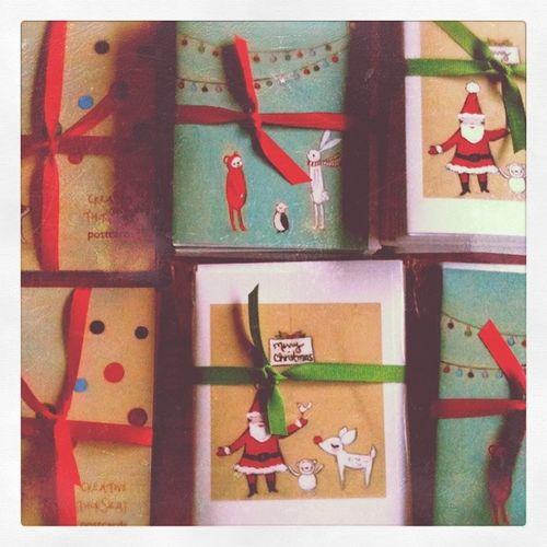 Cards creative thursday 2011