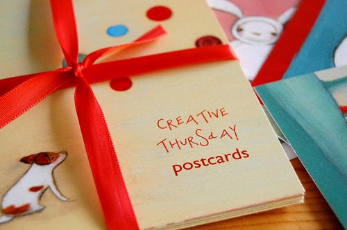 Postcards11 4 ct