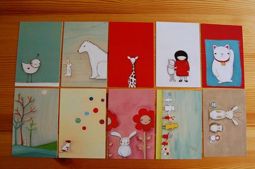 Postcards11 1 ct