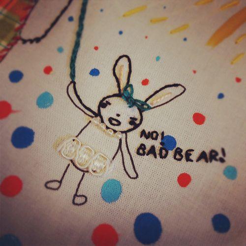 Corey's bear