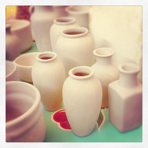 Painting ceramics ct