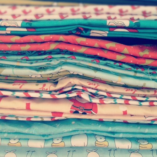 Holiday fabric ct