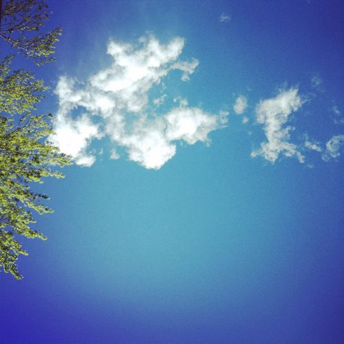 Boulder sky