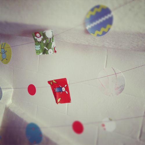 Creative thursday party decor