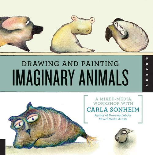 Drawing Imaginary Animals
