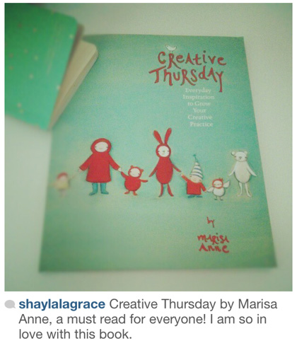 Creative thursday review by shayla