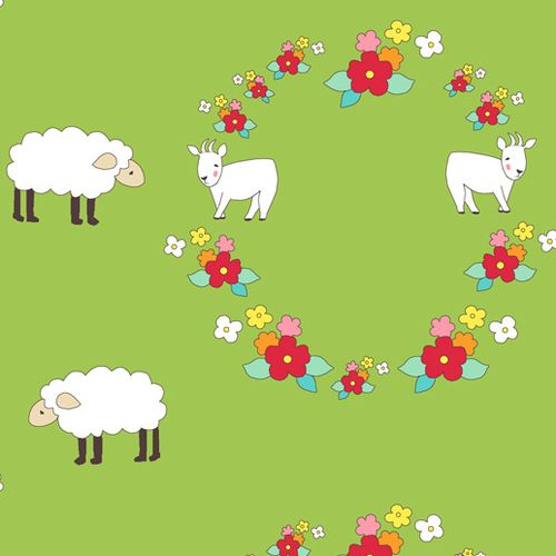 Green wreath blog