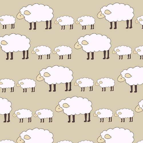 Sheep cream blog