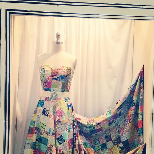 Art gallery patchwork dress rs IMG_3962