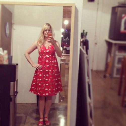 Washi dress creative thursday
