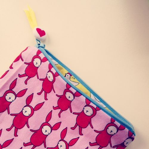 Zipper pouch creative thursday