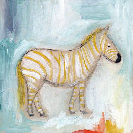 Yellow zebrasite