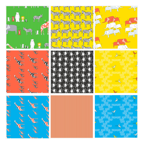 Zaza zoo patterns1