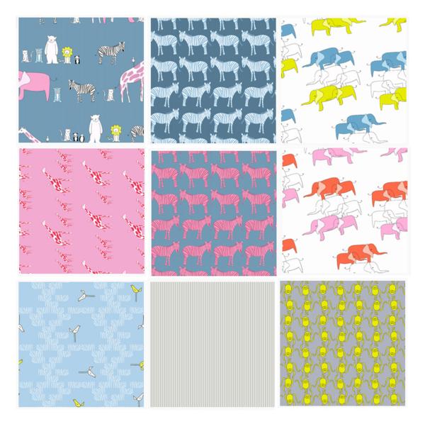 Zaza zoo patterns2