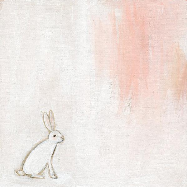 Animal spirit bunny