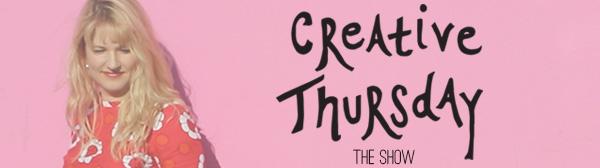 Creativethursdaytheshowheader