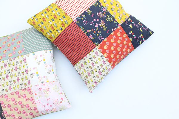 Patchwork pillows IMG_2288