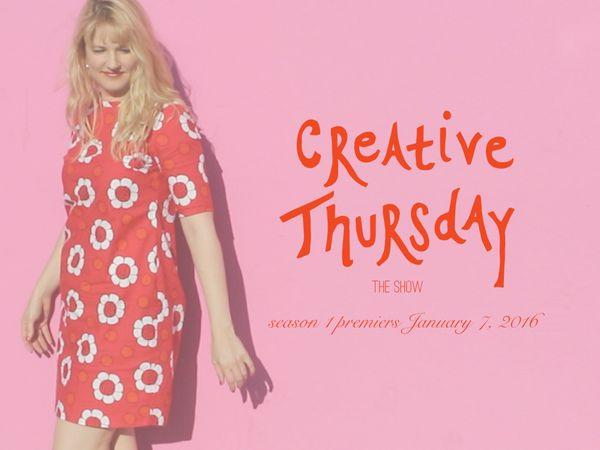Creative Thursday the show 2016