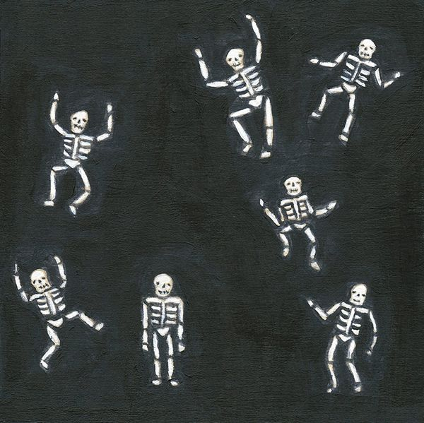 Tiny skeletons